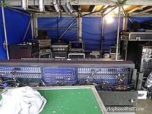 "06 ""Backstage-Impressionen"" Gurtenfestival 2009"