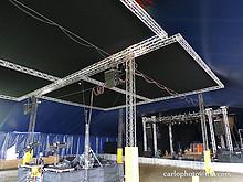 "09 ""Backstage-Impressionen"" Gurtenfestival 2009"