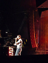 07 Linkin Park Produktion im Ferropolis