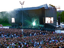 08 Linkin Park Produktion in Stuttgart