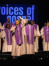 03 Voices of Gospel Tour 2009