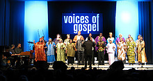 04 Voices of Gospel Tour 2009