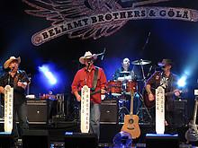 07 Bellamy Brothers & Gölä Tour 2010