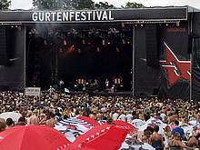 07 Gurtenfestival 2010
