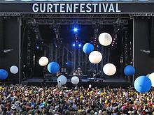 45 Gurtenfestival 2010