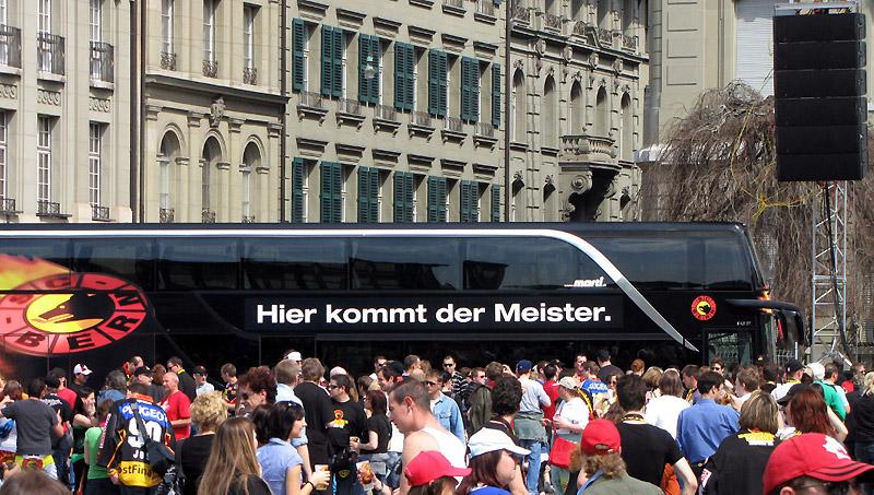 01 SCB-Meisterfeier auf dem Bundesplatz Bern