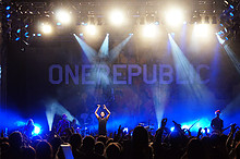 06 One Republic Festhalle Bern