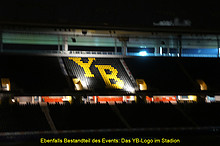 07 Yellow-Black Night im Stade de Suisse