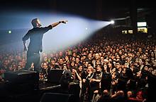 """07 Bligg """"Bart aber herzlich""""-Tour 2011"""