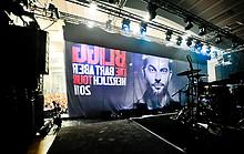 """10 Bligg """"Bart aber herzlich""""-Tour 2011"""
