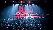 """11 Bligg """"Bart aber herzlich""""-Tour 2011"""