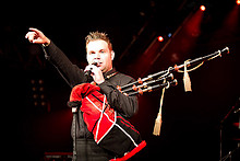 09 Brienzersee Rockfestival 2011 (Red Hot Chili Pipers)