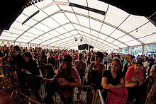 12 Brienzersee Rockfestival 2011