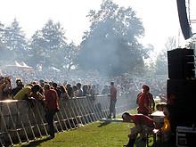 09 Gurtenfestival 2011 (Vor der Hauptbühne)