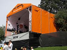 12 Gurtenfestival 2011 (BKW Energie Lounge)