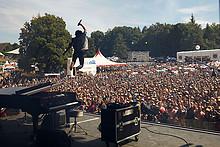 30 Gurtenfestival 2011 (Jamie's Jump)