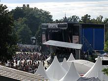 33 Gurtenfestival 2011 (Warten auf das nächste Konzert)