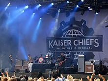 34 Gurtenfestival 2011 (Kaiser Chiefs)