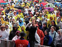 37 Gurtenfestival 2011 (Gustav trotzt dem Regen)