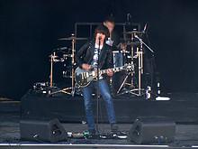 40 Gurtenfestival 2011 (Arctic Monkeys)