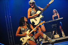 07 Trucker & Country Festival Interlaken (Country Sisters)