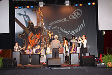 15 Internationales Dixie & Blues Festival Albisgütli 2012