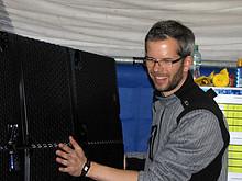 11 Gurtenfestival 2012 (Jochen Sommer, Leiter Adamson Europe)