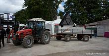 18a Gurtenfestival 2012 (Spezialtransport für...)