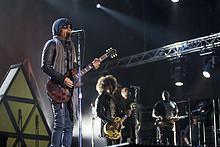 19 Gurtenfestival 2012 (Lenny Kravitz)