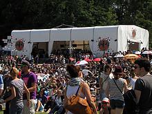 20 Gurtenfestival 2012 (Bacardi Dome)