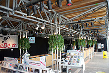 20b Gurtenfestival 2012 (CD-Stand)