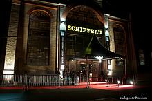 09 Swiss Music Awards 2012 im Schiffbau Zürich