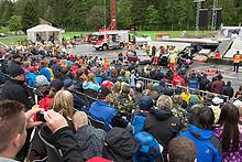 02 Internationales Feuerwehrfest Interlaken 2013