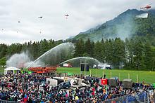 03 Internationales Feuerwehrfest Interlaken 2013