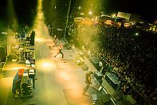 05 28. Open Air Gampel 2013 (Billy Talent)
