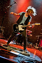 22 5. Schweizer Rock- & Bluescruise 2013