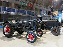 04 Red Power Tractor Show Düdingen 2013