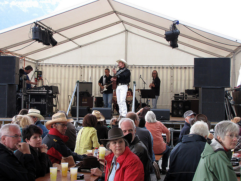 08 20. Internationales Trucker & Country Festival Interlaken