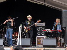 10 20. Internationales Trucker & Country Festival Interlaken