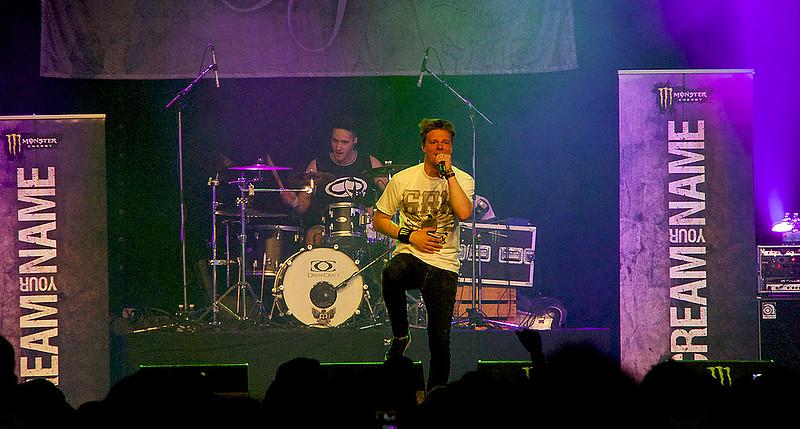 01 Vans Warped Tour 2013, Festhalle Bern