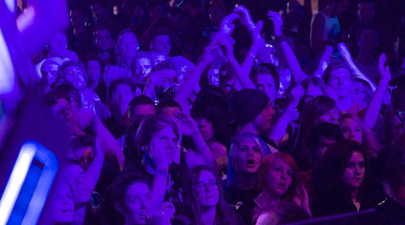 07 Vans Warped Tour 2013, Festhalle Bern