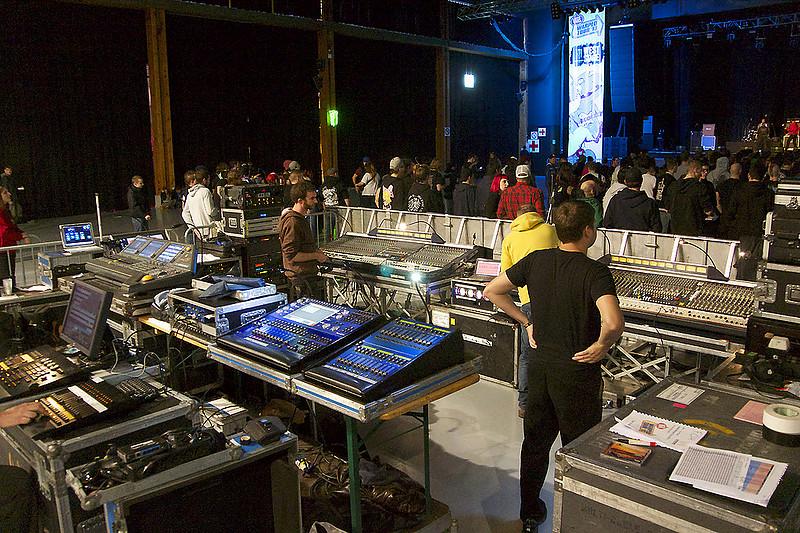 09 Vans Warped Tour 2013, Festhalle Bern