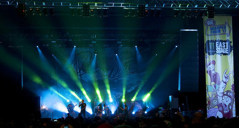 12 Vans Warped Tour 2013, Festhalle Bern