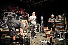 21 Krokus - The Close Contact Dög Tour 2013
