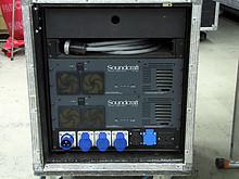 02 Soundcraft MH3 (Power Supplies, ohne Anschlusspanel und Case)