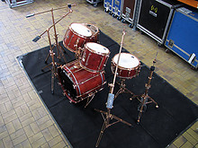 02 Sonor Hilite Drumset 5-teilig