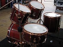 03 Sonor Hilite Drumset 5-teilig
