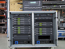 01 t.c. electronic TC 1128 Set komplett (ohne ASL Intercom)